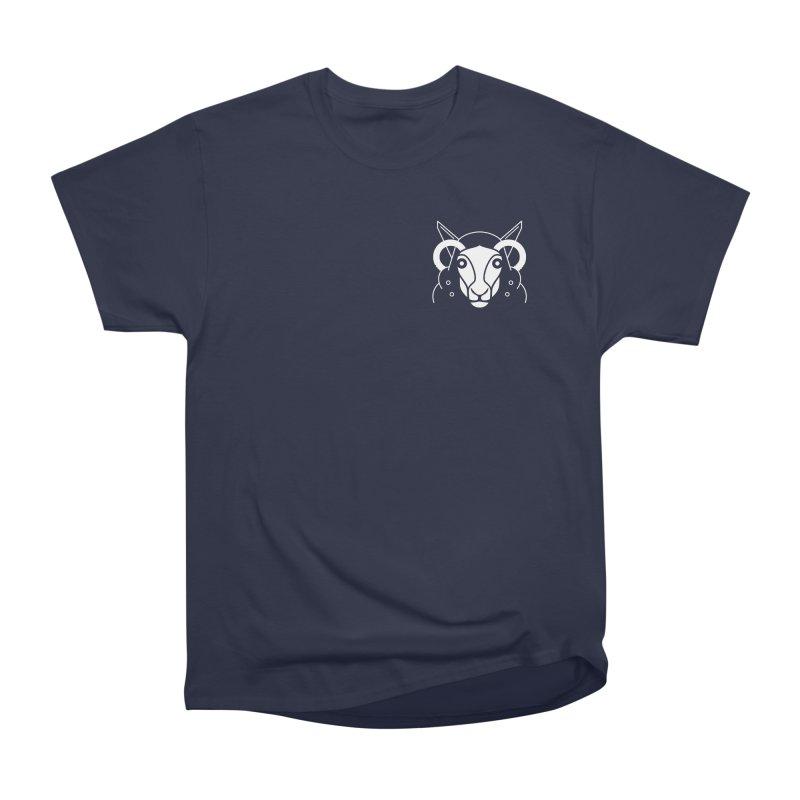 Oveja de bolsillo Women's Heavyweight Unisex T-Shirt by El Esquiladero