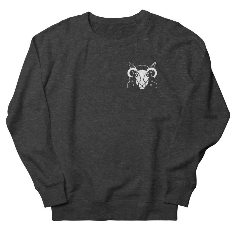 Oveja de bolsillo Women's French Terry Sweatshirt by El Esquiladero