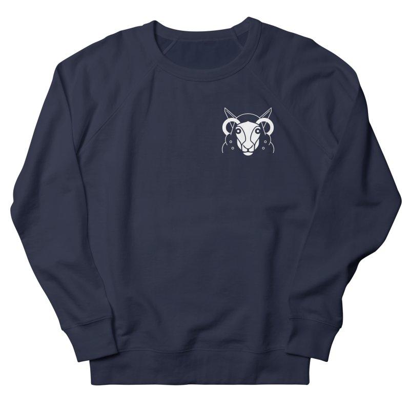 Oveja de bolsillo Men's French Terry Sweatshirt by El Esquiladero
