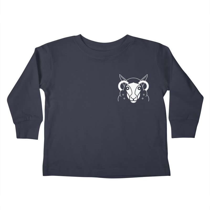 Oveja de bolsillo Kids Toddler Longsleeve T-Shirt by El Esquiladero