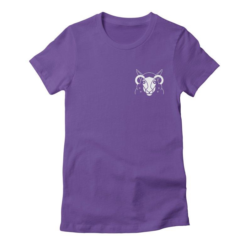 Oveja de bolsillo Women's T-Shirt by El Esquiladero