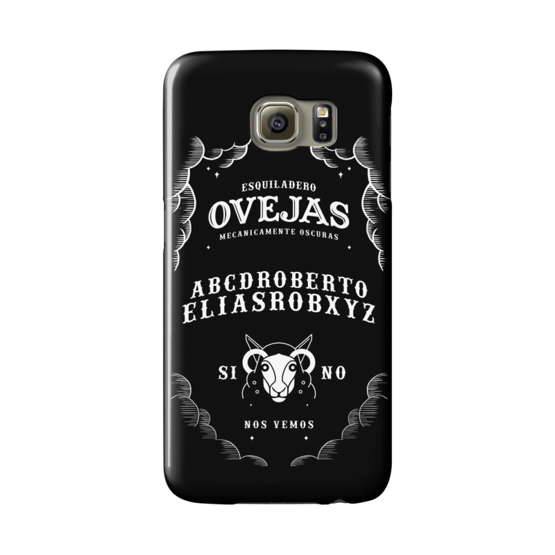 Ouija Mecanica Accessories Phone Case by El Esquiladero