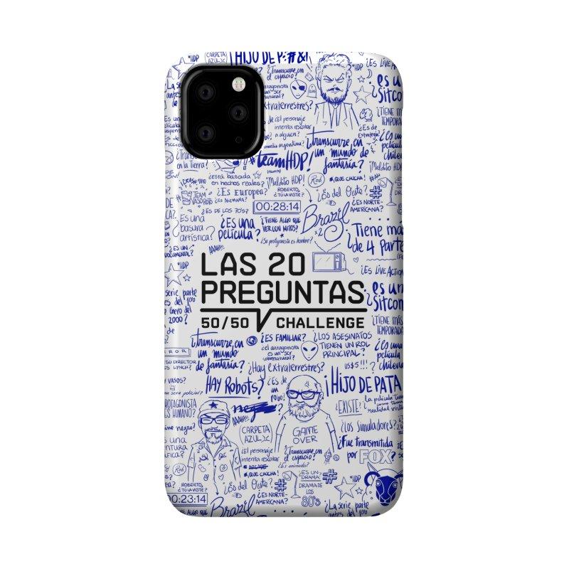 Las 20 preguntas - Bic Accessories Phone Case by El Esquiladero