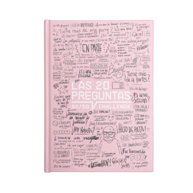 Las 20 Preguntas - Rosalina Accessories Notebook by El Esquiladero