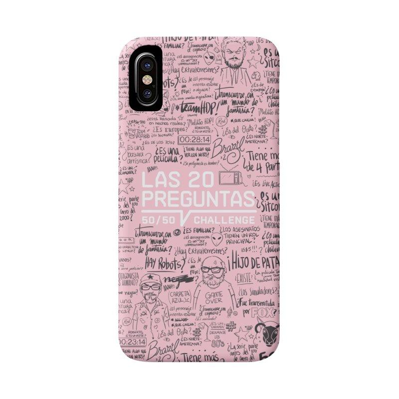 Las 20 Preguntas - Rosalina Accessories Phone Case by El Esquiladero