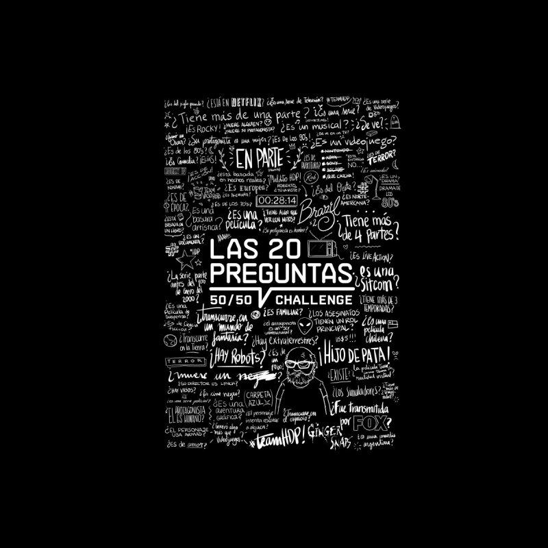 Las 20 Preguntas - Noche Accessories Notebook by El Esquiladero