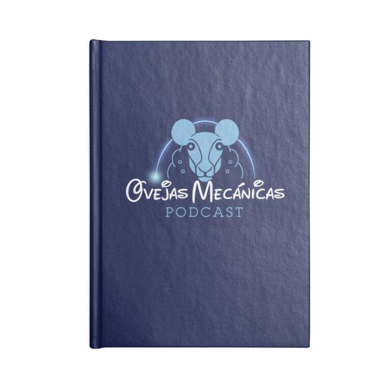 Oveja Disney Accessories Blank Journal Notebook by El Esquiladero
