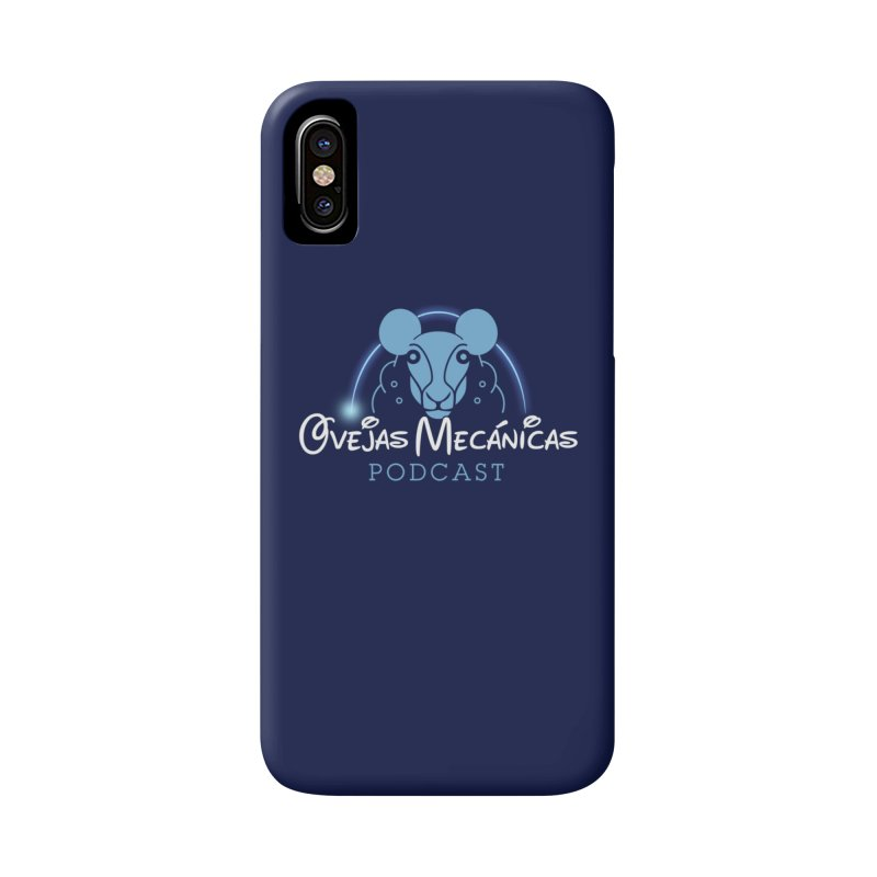 Oveja Disney Accessories Phone Case by El Esquiladero