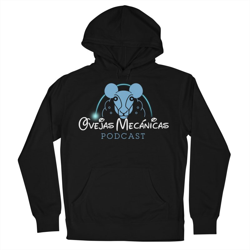 Oveja Disney Men's French Terry Pullover Hoody by El Esquiladero