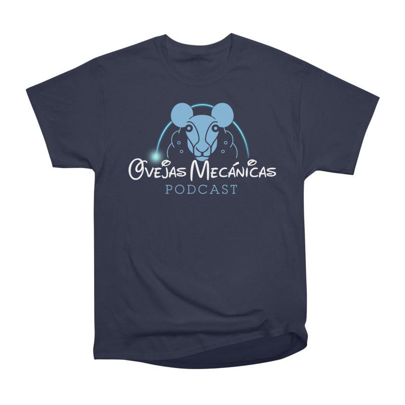 Oveja Disney Women's Heavyweight Unisex T-Shirt by El Esquiladero