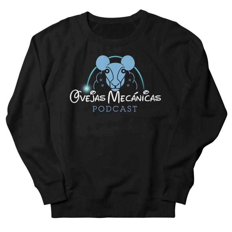 Oveja Disney Women's French Terry Sweatshirt by El Esquiladero