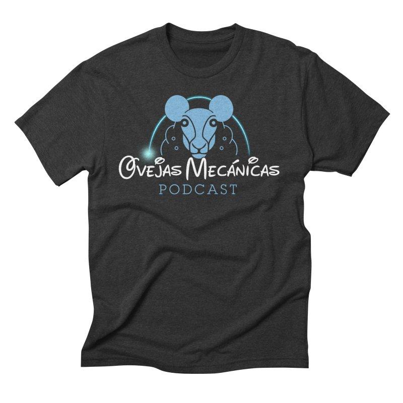 Oveja Disney Men's Triblend T-Shirt by El Esquiladero