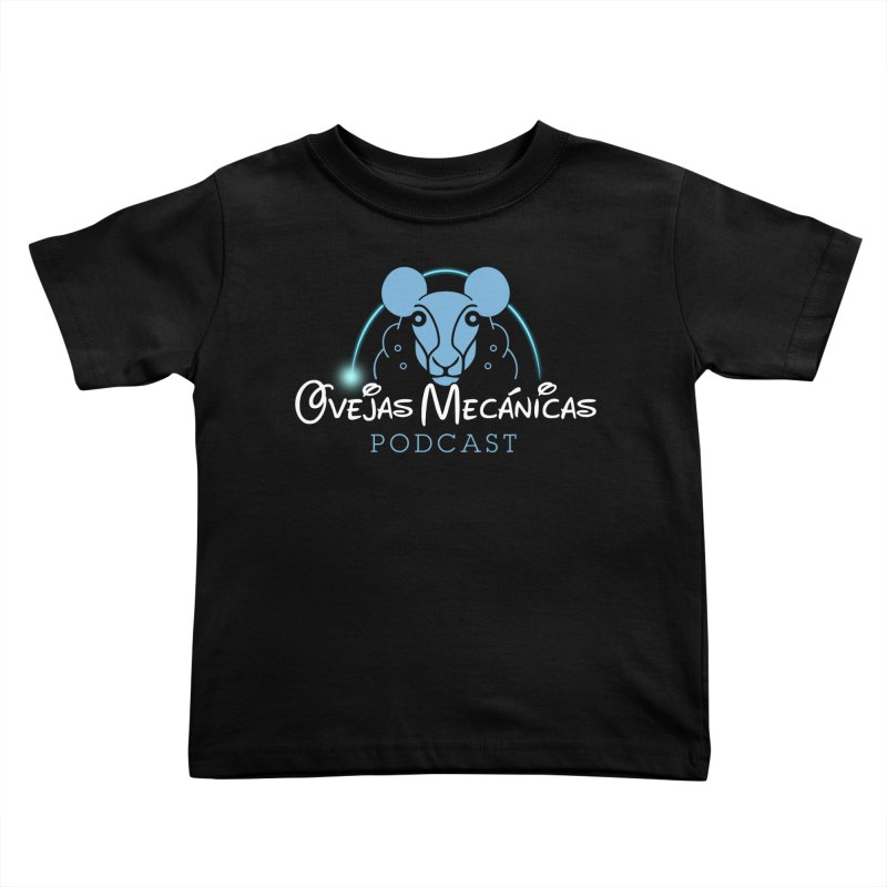 Oveja Disney Kids Toddler T-Shirt by El Esquiladero