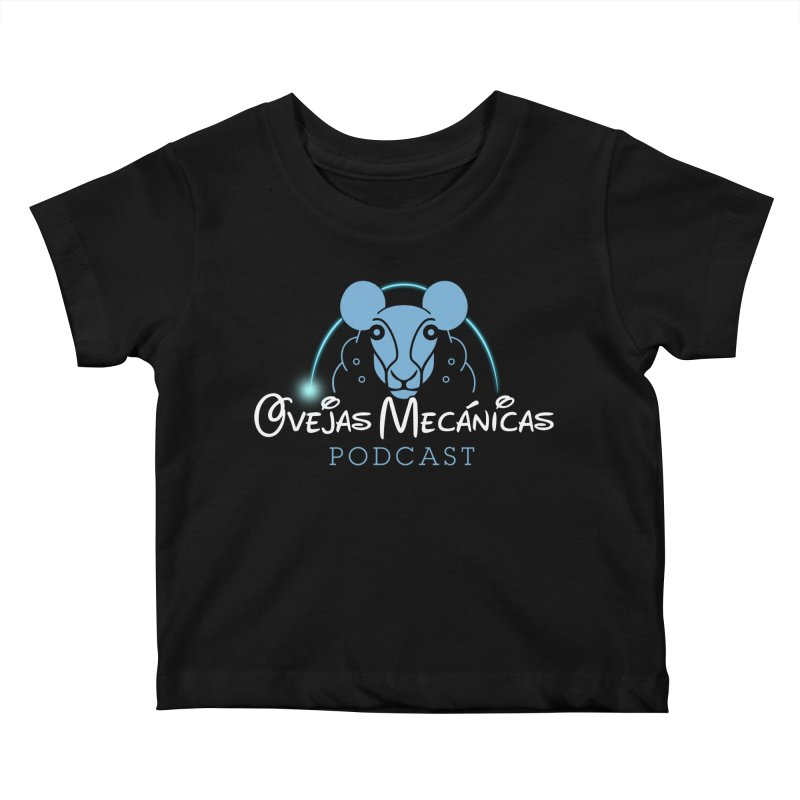 Oveja Disney Kids Baby T-Shirt by El Esquiladero