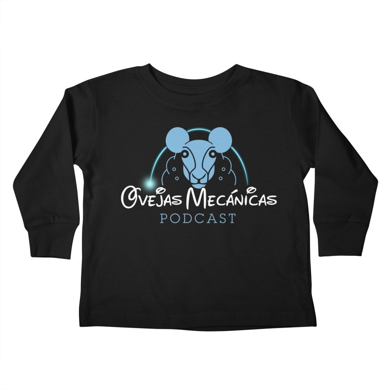 Oveja Disney Kids Toddler Longsleeve T-Shirt by El Esquiladero