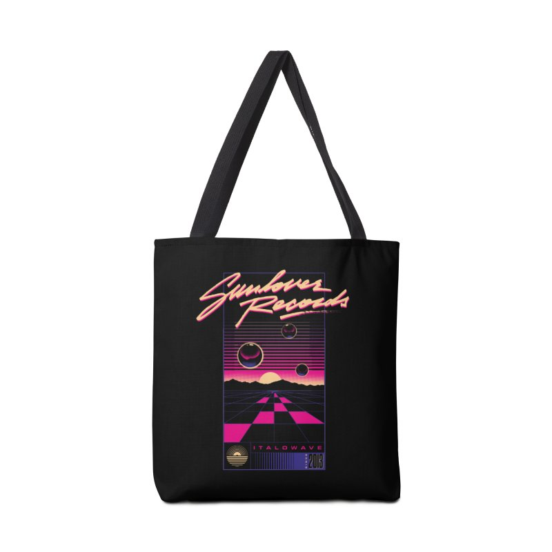 SLR - ITALOWAVE GRID Accessories Bag by OVERGLOW 80s shop