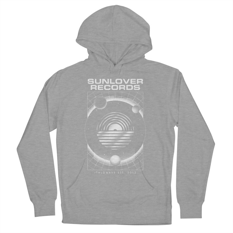 SLR - ITALOWAVE SPACE Men's Pullover Hoody by OVERGLOW 80s shop