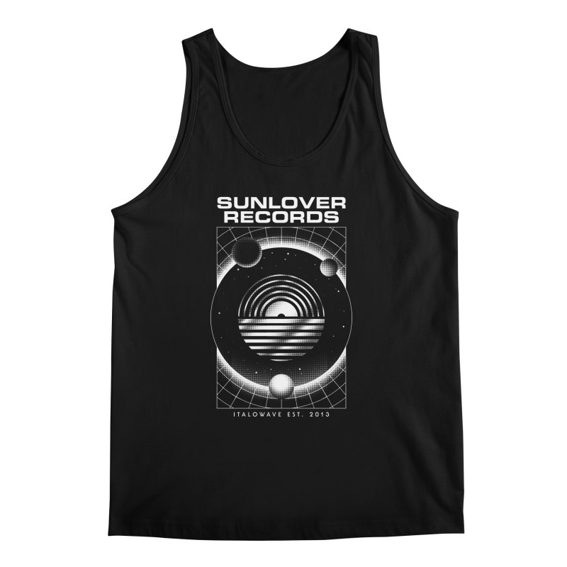 SLR - ITALOWAVE SPACE Men's Regular Tank by OVERGLOW 80s shop