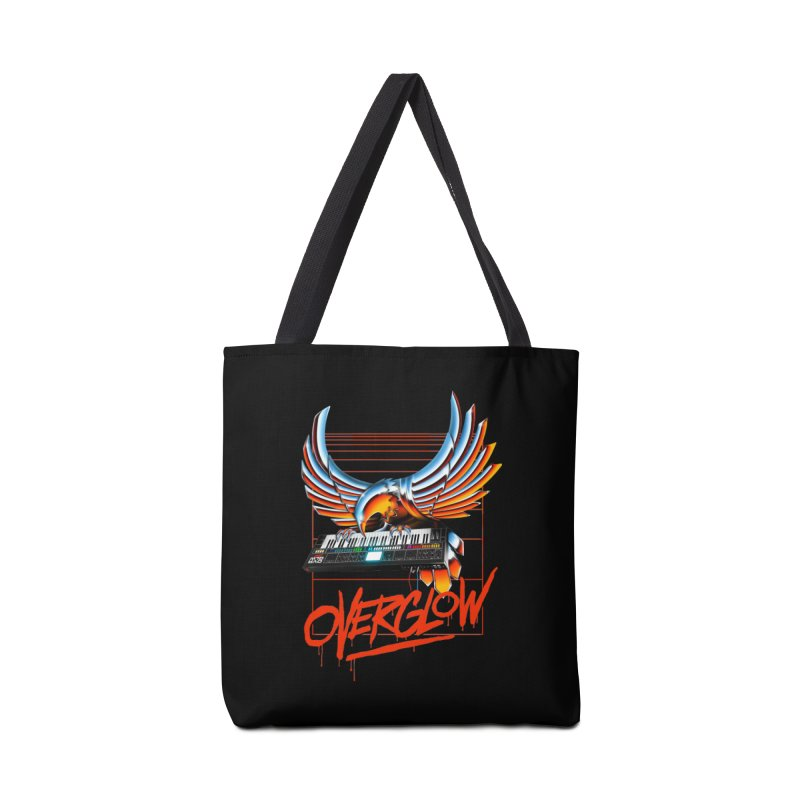 CHROME EAGLE Accessories Bag by OVERGLOW 80s shop