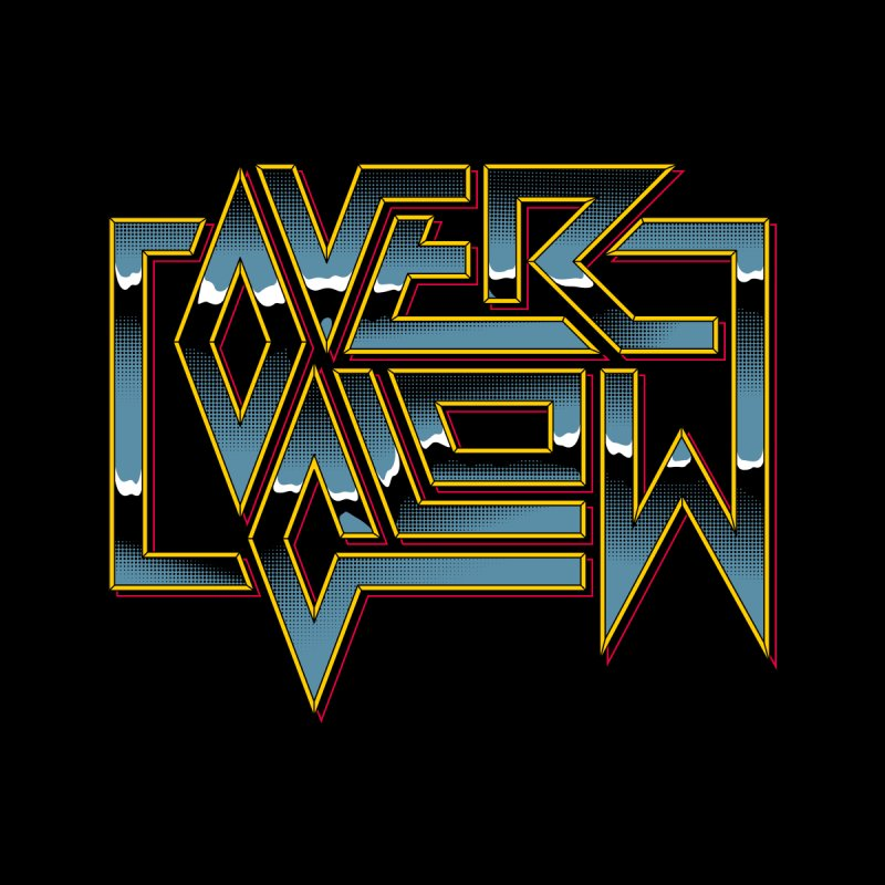 HEAVY METAL by OVERGLOW 80s shop