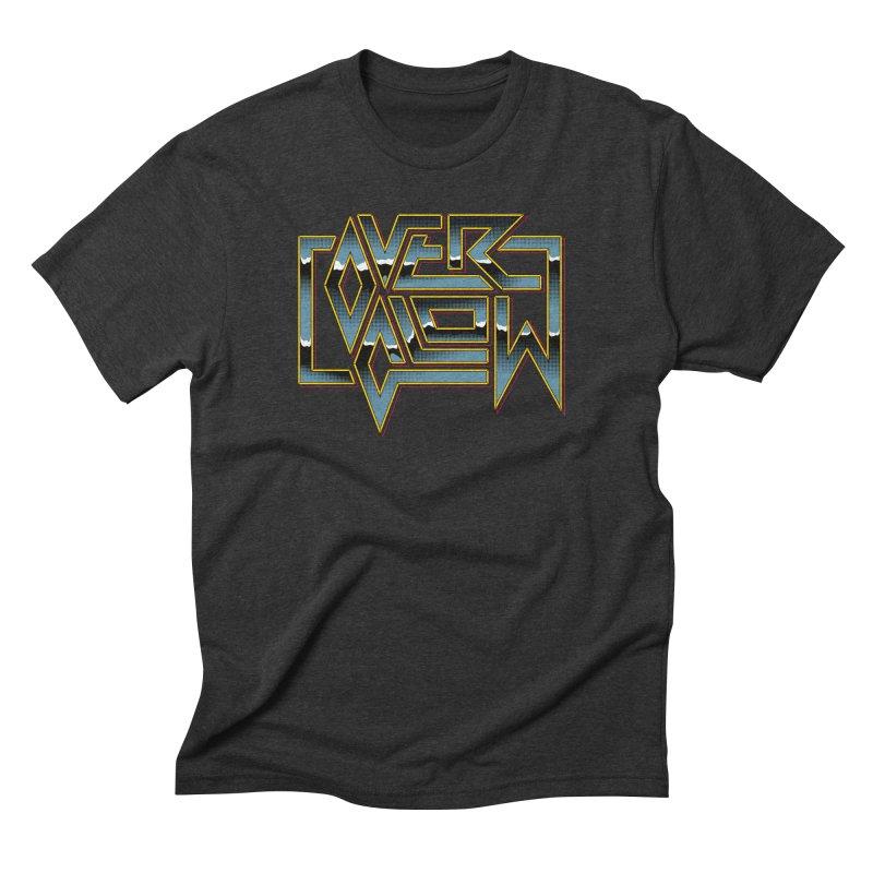HEAVY METAL Men's Triblend T-Shirt by OVERGLOW 80s shop