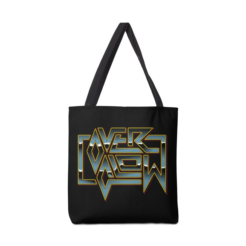 HEAVY METAL Accessories Bag by OVERGLOW 80s shop
