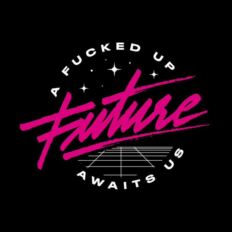 F-UP FUTURE PINK by OVERGLOW 80s shop