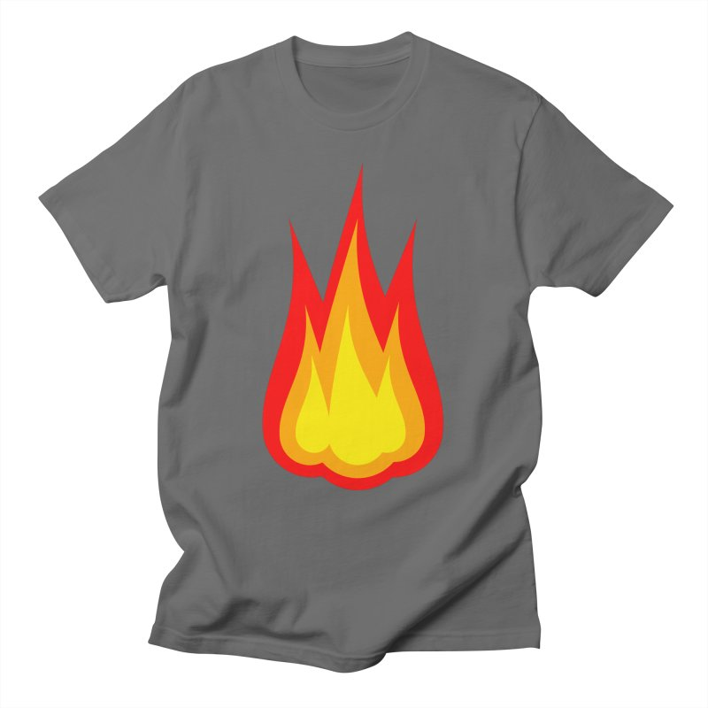 Fire Men's T-Shirt by OR designs