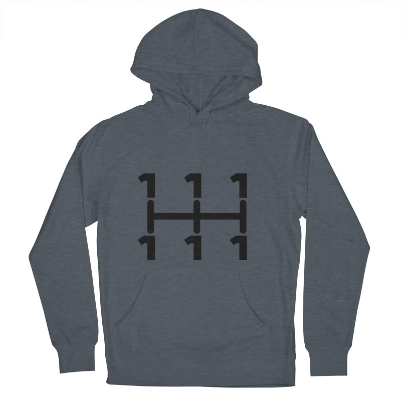 Two Speeds - Slow and Stopped Women's French Terry Pullover Hoody by OR designs