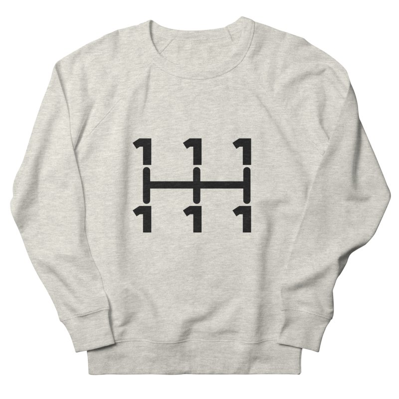 Two Speeds - Slow and Stopped Women's French Terry Sweatshirt by OR designs