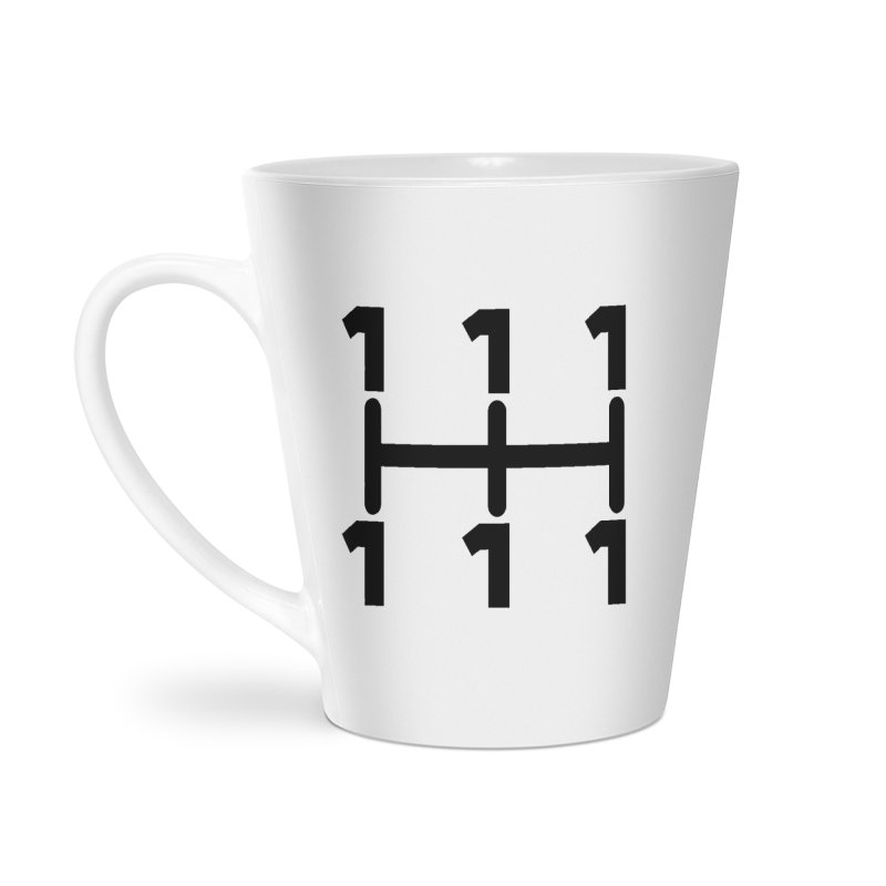 Two Speeds - Slow and Stopped Accessories Latte Mug by OR designs