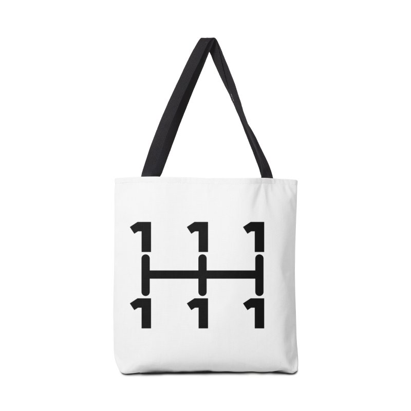 Two Speeds - Slow and Stopped Accessories Tote Bag Bag by OR designs