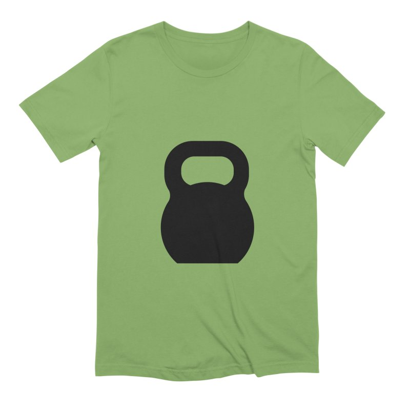 Kettlebell Men's T-Shirt by OR designs