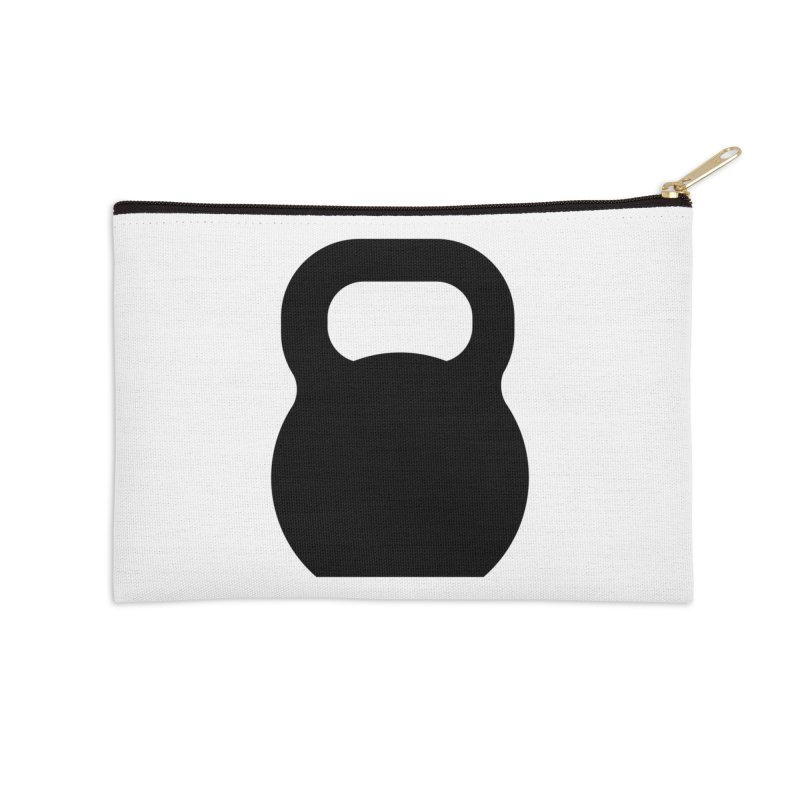 Kettlebell Accessories Zip Pouch by OR designs
