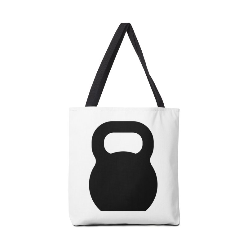 Kettlebell Accessories Tote Bag Bag by OR designs