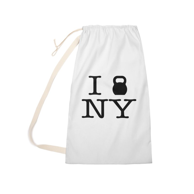 I Kettlebell NY Accessories Bag by OR designs
