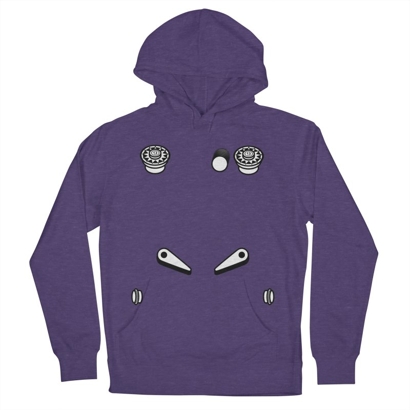 Pinball - What you gonna do? Women's French Terry Pullover Hoody by OR designs