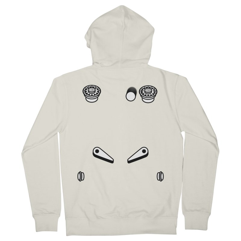 Pinball - What you gonna do? Women's French Terry Zip-Up Hoody by OR designs