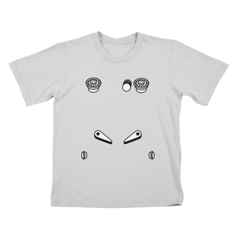 Pinball - What you gonna do? Kids T-Shirt by OR designs