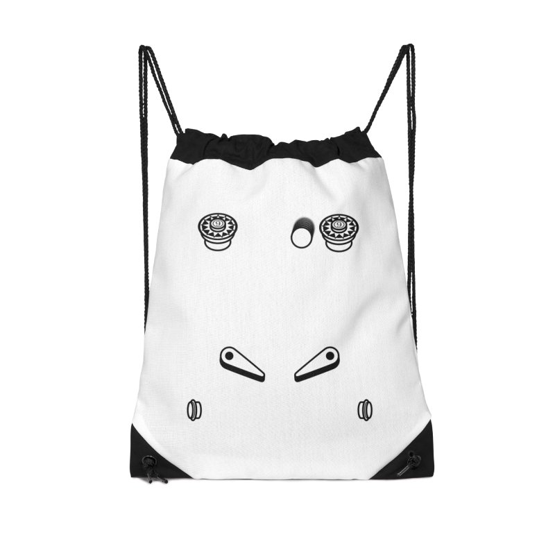 Pinball - What you gonna do? Accessories Bag by OR designs