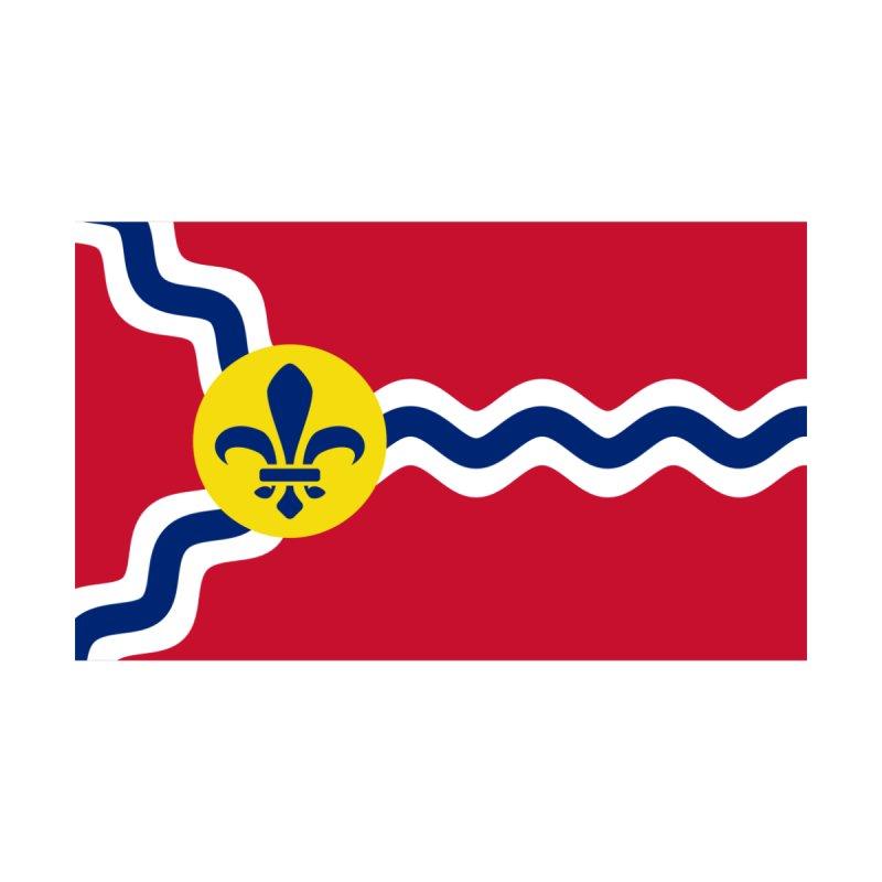 Saint Louis City Flag by OR designs