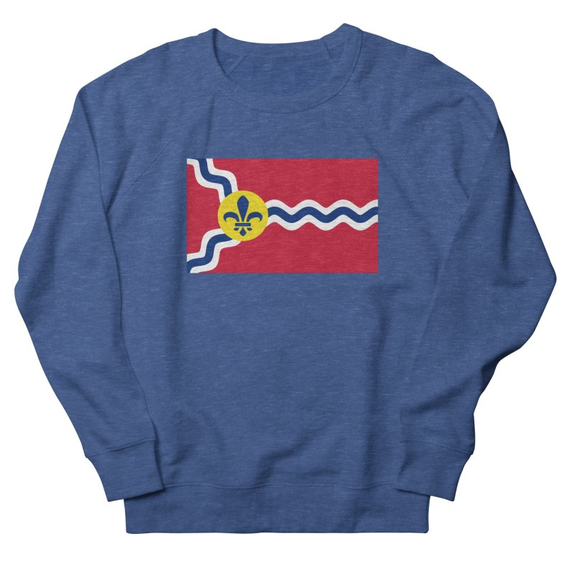 Saint Louis City Flag Men's Sweatshirt by OR designs