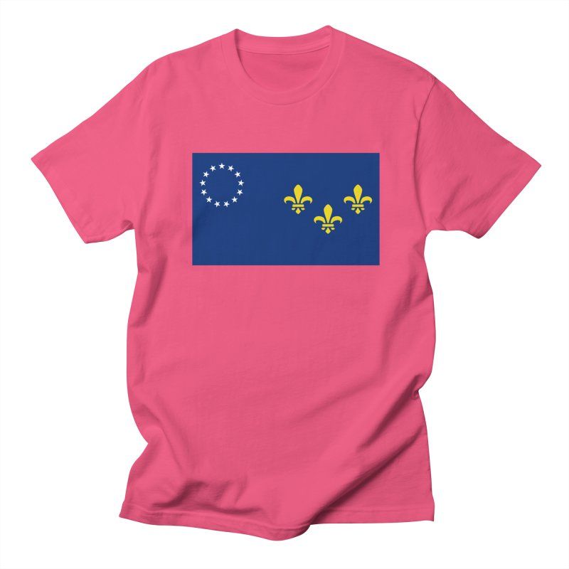Louisville City Flag Men's Regular T-Shirt by OR designs