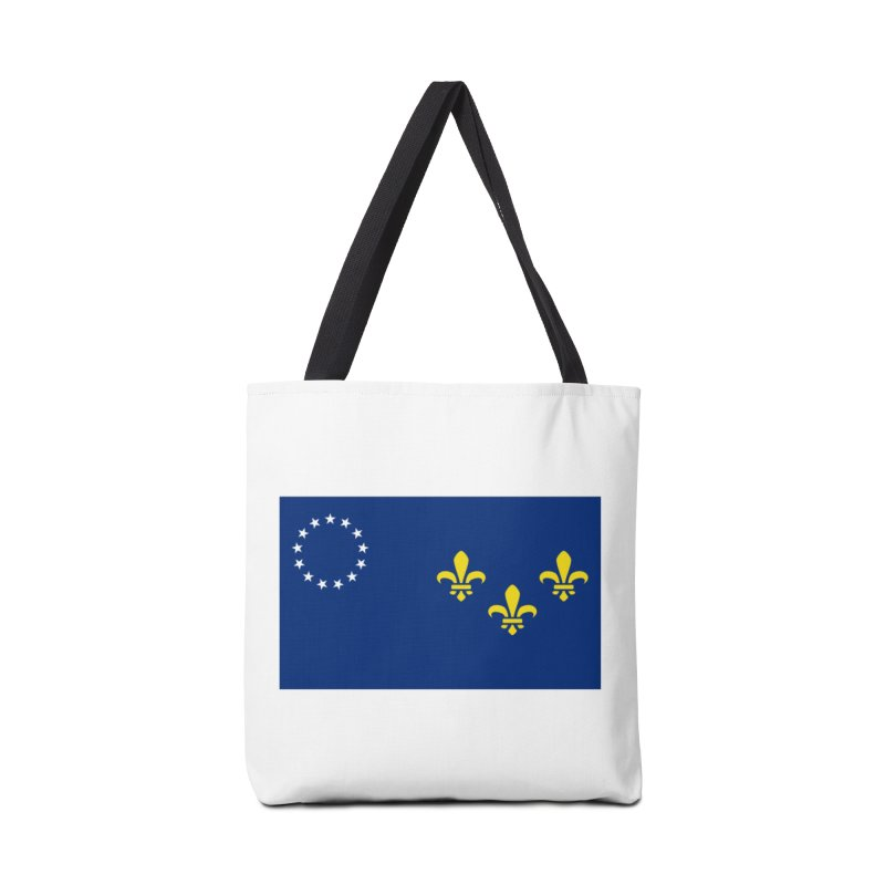Louisville City Flag Accessories Tote Bag Bag by OR designs