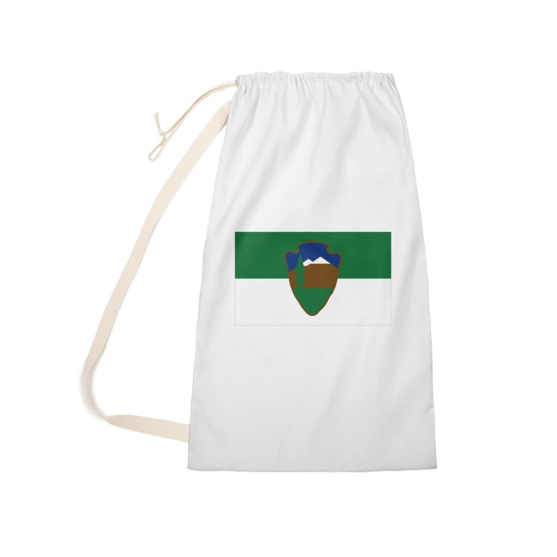 National Park Service Flag Accessories Bag by OR designs