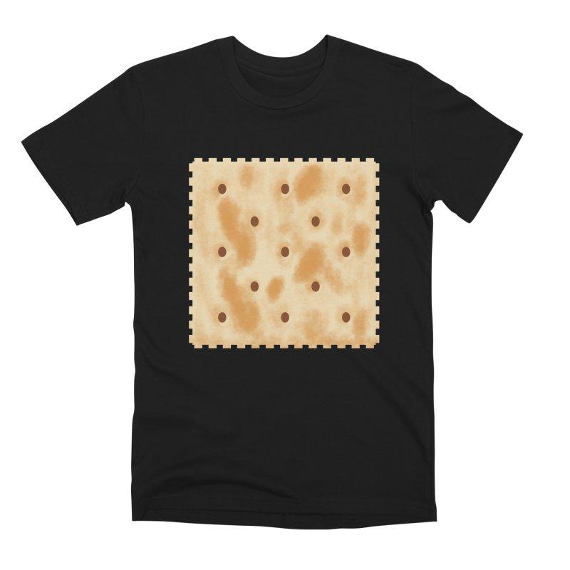 Cracker Men's Premium T-Shirt by OR designs