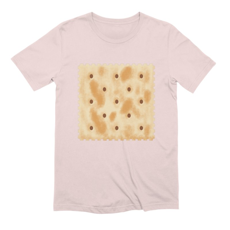 Cracker Men's Extra Soft T-Shirt by OR designs