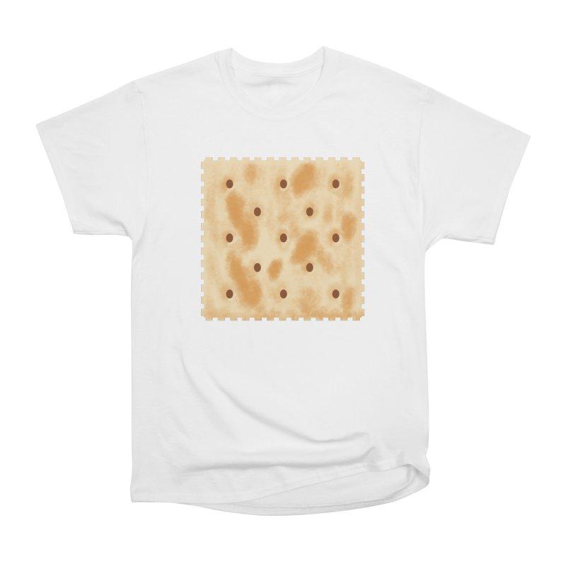 Cracker Men's Heavyweight T-Shirt by OR designs