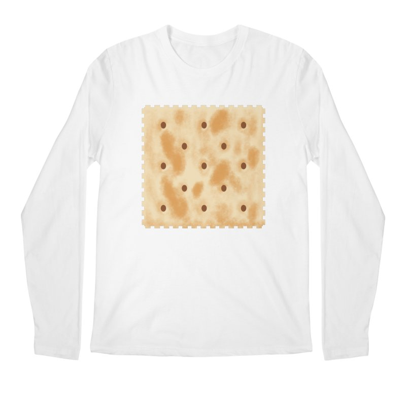 Cracker Men's Regular Longsleeve T-Shirt by OR designs