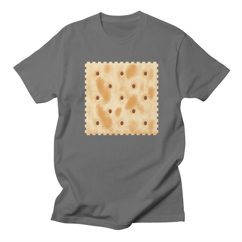 Cracker Men's Regular T-Shirt by OR designs
